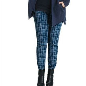 EUC Cabi Grid skinny jeans